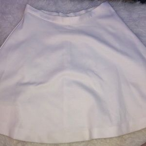 Dresses & Skirts - white skater skirt